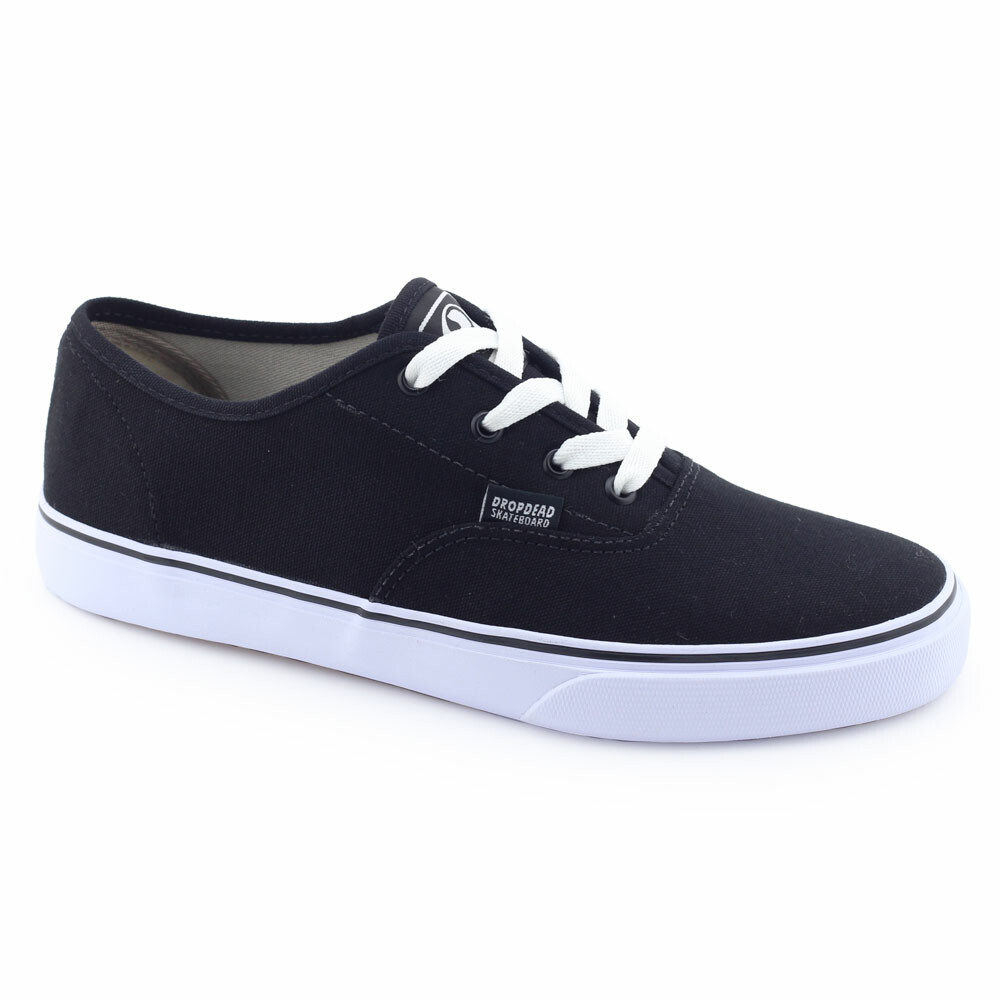 Tênis Casual Unissex Drop Dead 61185 Destroyer P Skateboard