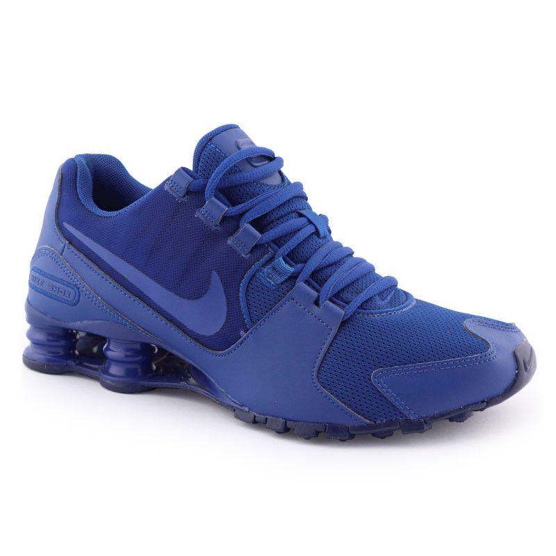 Tênis masc Nike Shox Avenue 8335834 com nota fiscal