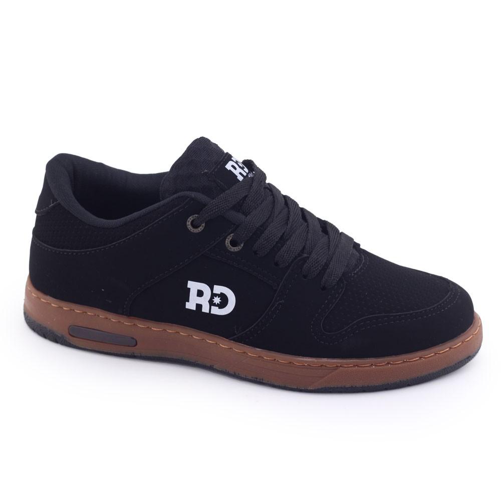 Tênis Unissex Redikal RKT40601 Estilo Streetwear Nobuck