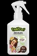 Agua de Coco Texturizadora Pinapow Coconut 280ml