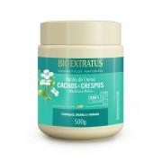 Banho de Creme Cachos e Crespos Bio Extratus 500g