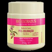 Banho de Creme Pós Coloração Proteção da cor 250GR Bio Extratus