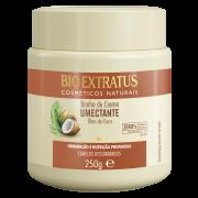 Banho de creme umectante de coco Bio Extratus 250gr