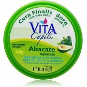 Cera Finalizadora Abacate Vita Capili Muriel 40g