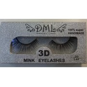 Cilios Postiços DML 3D L44
