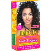 Creme Relaxante HairLife Cacho & Natural Kit 180g