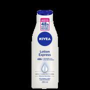 Hidratante Corporal Nivea Lotion Express 200ml