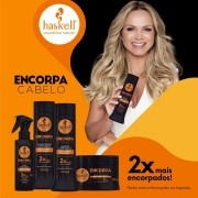 Kit Encorpa Cabelo Cabelo Haskell (4 itens)