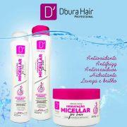 Kit Micellar D'oura Hair ( 3 itens)