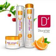 Kit Pro Vitamina C D'oura Hair ( 3 itens)