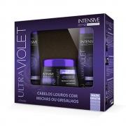 Kit Ultra Violet Triskle ( 3 itens)