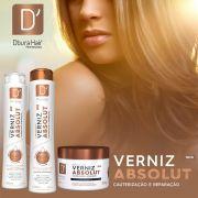 Kit Verniz Absolut D'oura Hair ( 3 itens)