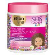Máscara Hidratação Salon Line SOS Cachos Kids 500 GR