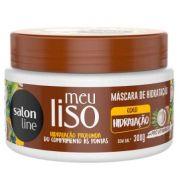 Mascara Salon Line Meu Liso Coco Hidratação 300gr