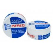 Pomada Finalizadora Infinity Looks Hair Azul 160g