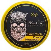 Pomada Modeladora Black Fix Extra Forte 150g