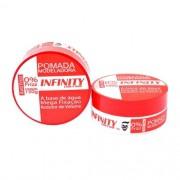 Pomada Modeladora Infinity Hair Vermelha 160g