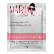 Progressiva de Chuveiro Sachê Maria Escandalosa - 50g