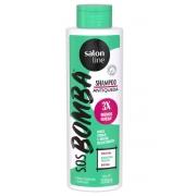 Shampoo Bomba Antiqueda Salon Line 300ml