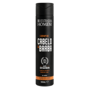 Shampoo Homem Cabelo e Barba Bio Extratus 300ml
