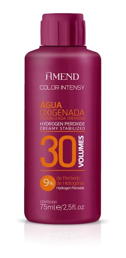 Água Oxigenada Amend Color Intensy Vol. 30 75ml  - LUISA PERFUMARIA E COSMETICOS