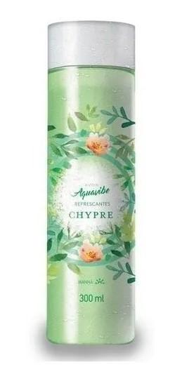 Avon Aquavibe Refrescante Chypre 300ml  - LUISA PERFUMARIA E COSMETICOS