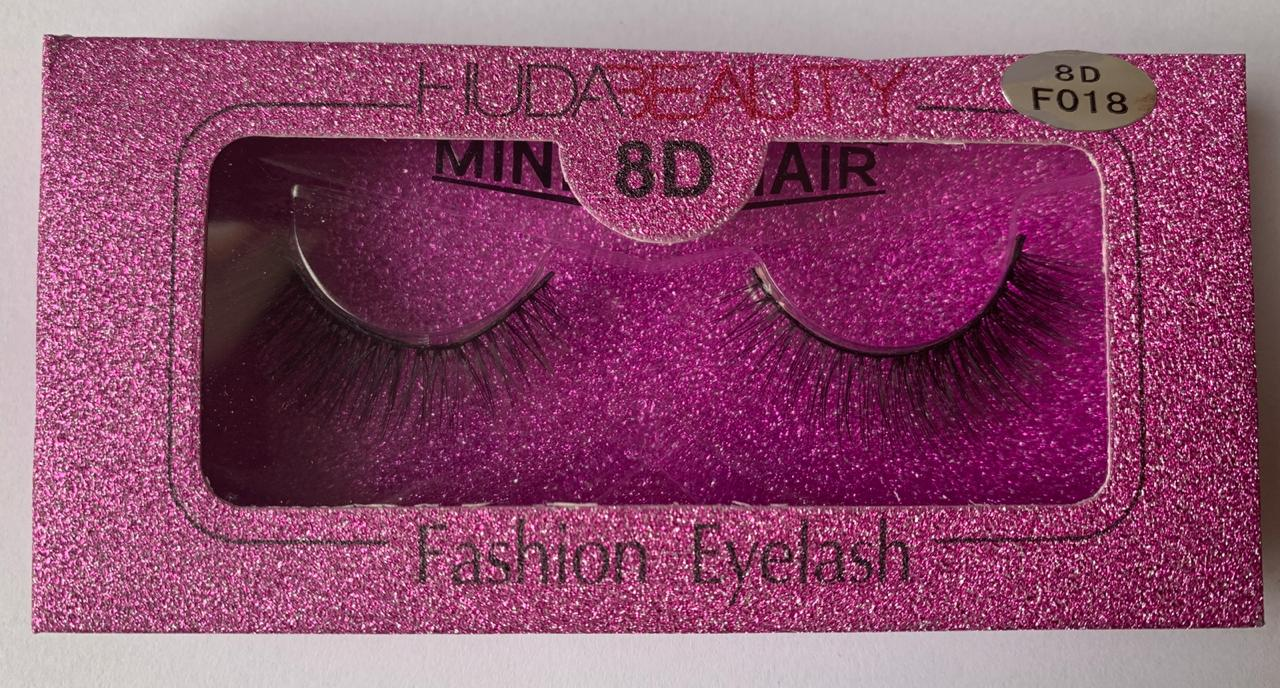 Cilios Postiço 8D F018 Fashion Eyelash