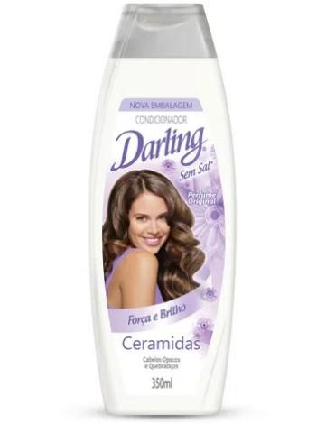 Condicionador Darling Ceramidas 350ml  - LUISA PERFUMARIA E COSMETICOS
