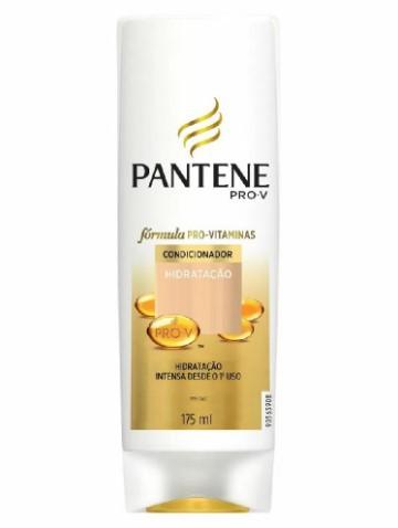 Condicionador Pantene Hidratação 175ml  - LUISA PERFUMARIA E COSMETICOS