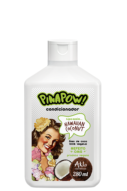 Condicionador Pinapow Coconut 280ml