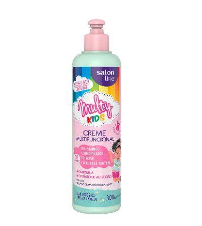 Creme Multifuncional Multy Kids Salon Line 300ml  - LUISA PERFUMARIA E COSMETICOS