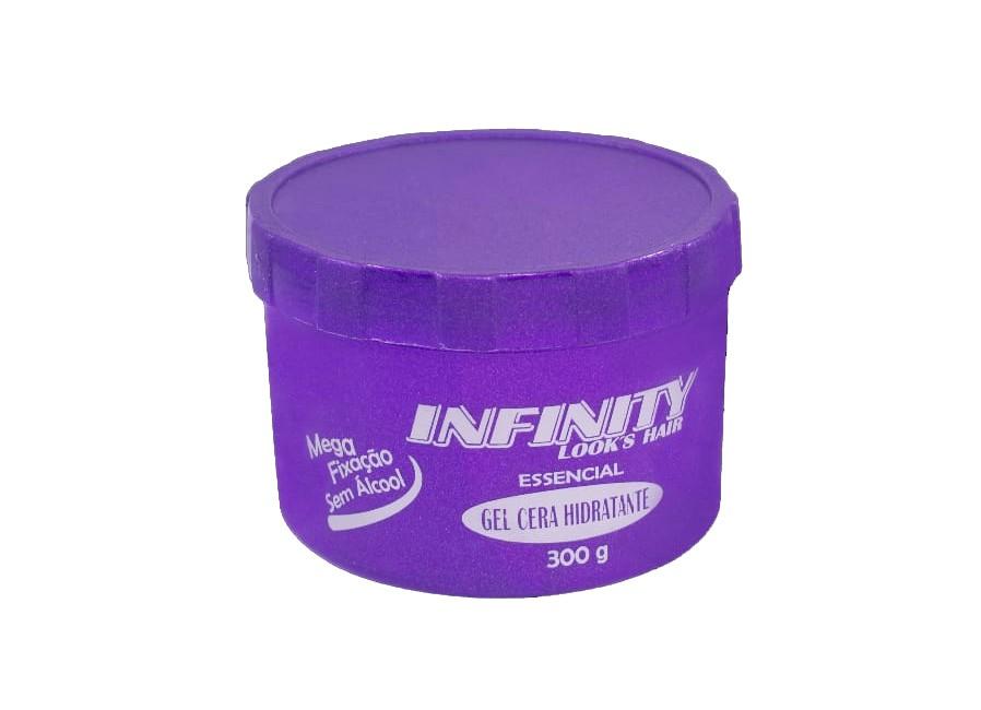 Gel Cola Infinity Looks 300g  - LUISA PERFUMARIA E COSMETICOS