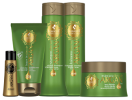 Kit Argan Haskell Completo (5 itens)