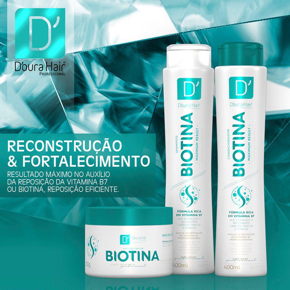 Kit Biotina D