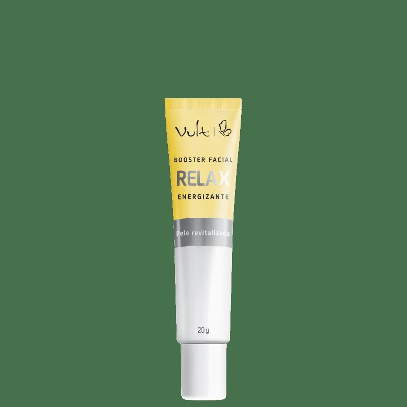 Kit Booster Facial Vult C/ 2 Unidades Detox e Relax