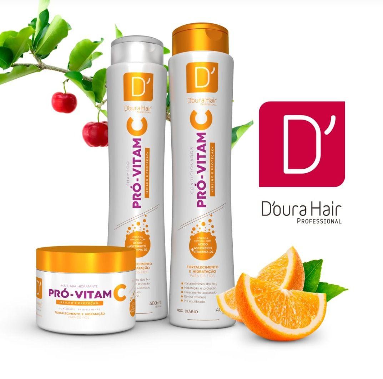 Kit Pro Vitamina C D