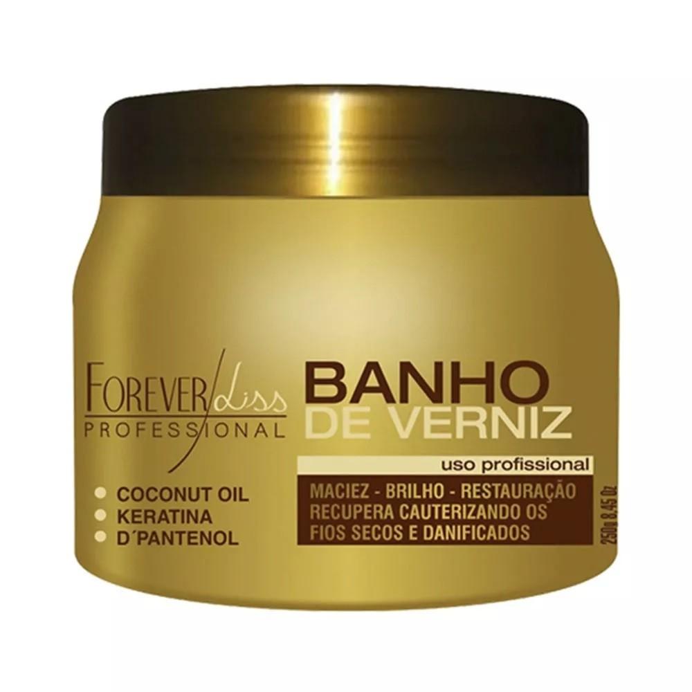 Máscara Banho de Verniz Forever Liss 250g