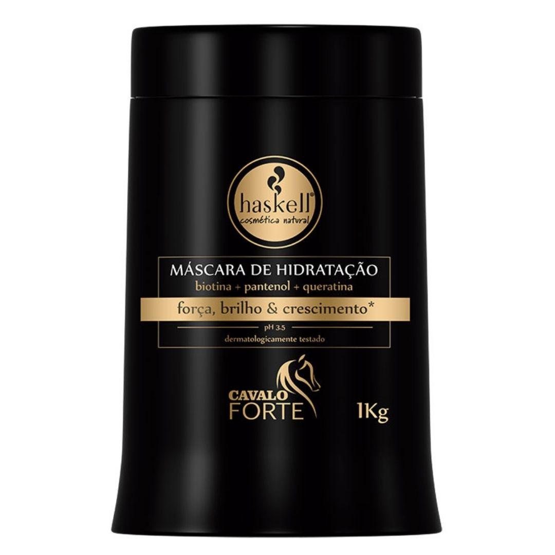 Máscara Cavalo Forte Haskell 1Kg