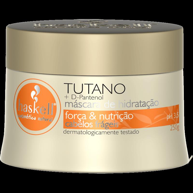 Máscara de Hidratação Haskell Tutano + D-Pantenol 250g