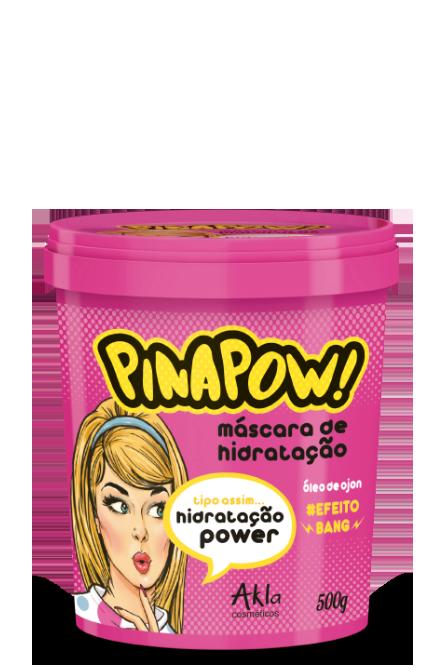 Mascara Pinapow Hidratação Power 500gr