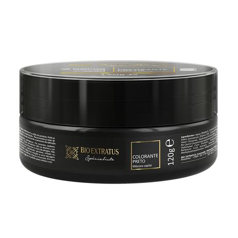 Mascara Specialiste Color Preto Bio Extratus 250g  - LUISA PERFUMARIA E COSMETICOS