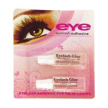 Mini Cola de Cilios Eye Lash Adhesive Glue COM 2 Transparente
