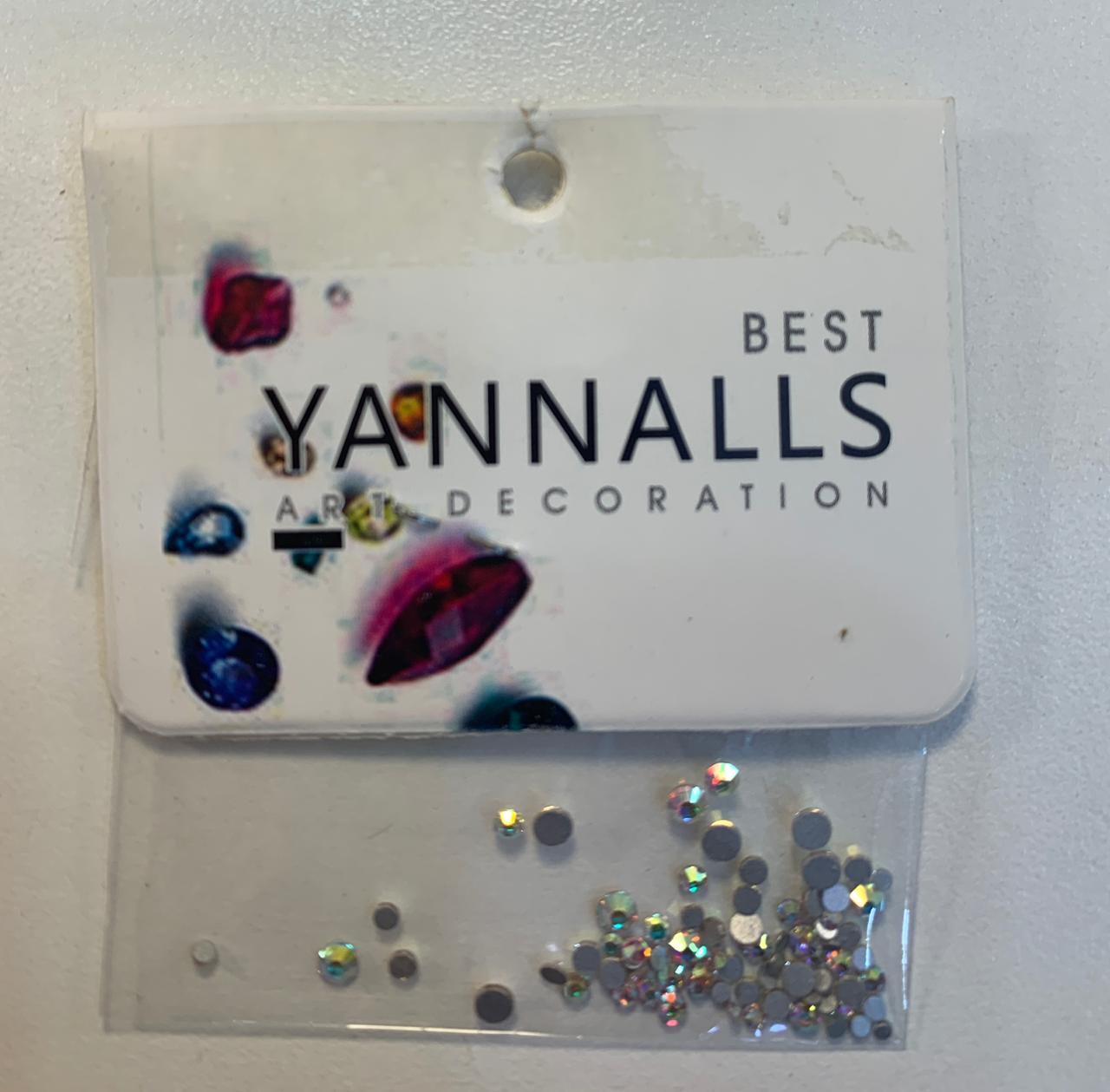 Pedra para Unhas Best Yannalls  - LUISA PERFUMARIA E COSMETICOS