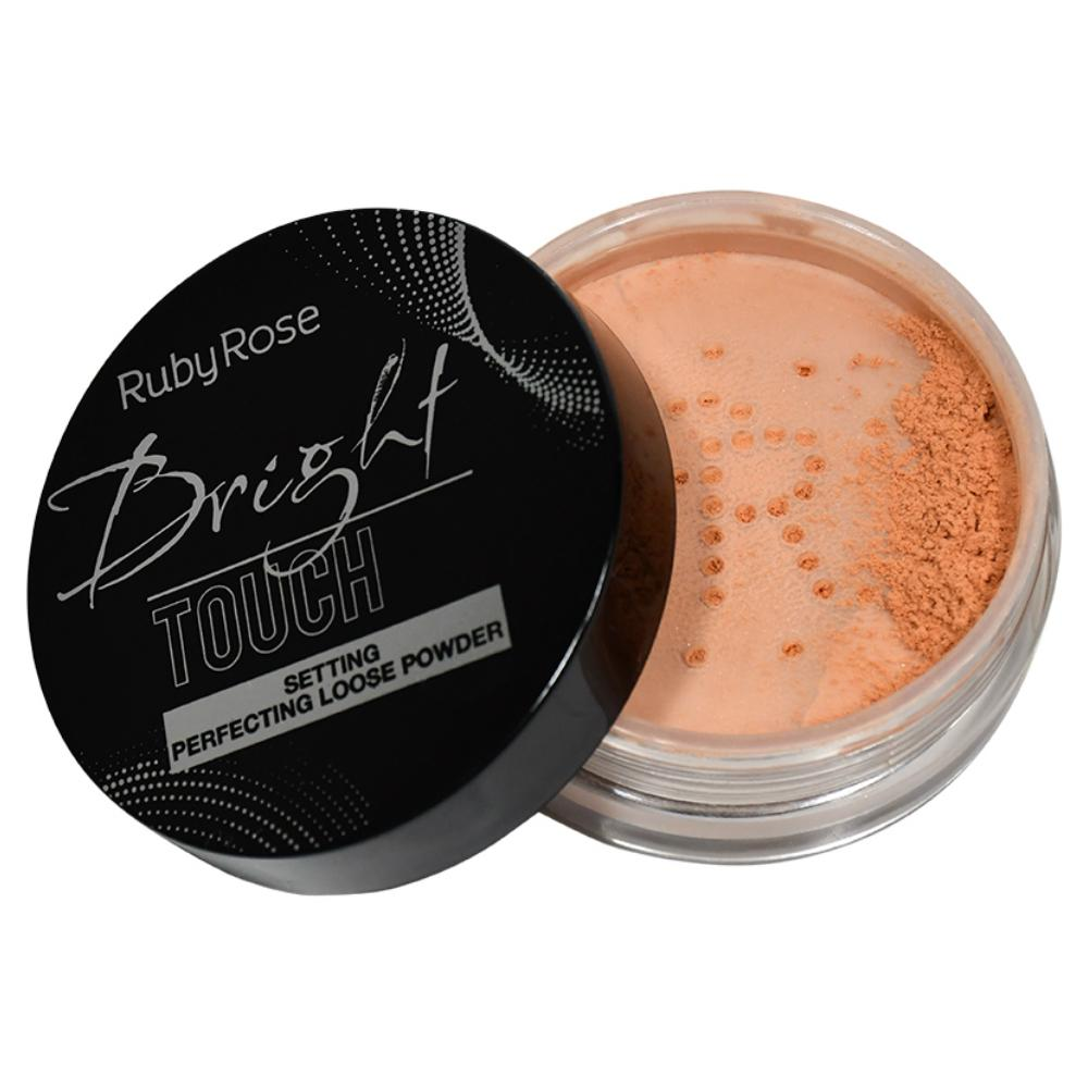 Pó Solto Bright Touch Loose Powder Ruby Rose HB-7221 Cor 3