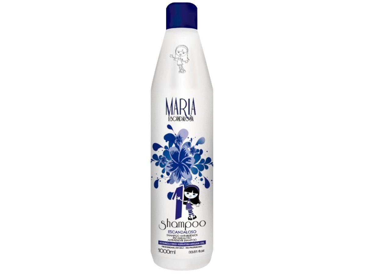 Shampoo Anti Resíduo Maria Escandalosa Tradic 1 litro