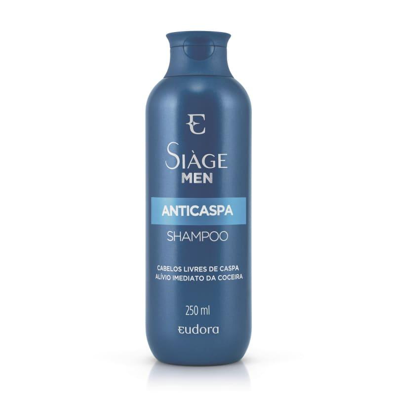 Shampoo Anticaspa Siage Men 250ml  - LUISA PERFUMARIA E COSMETICOS