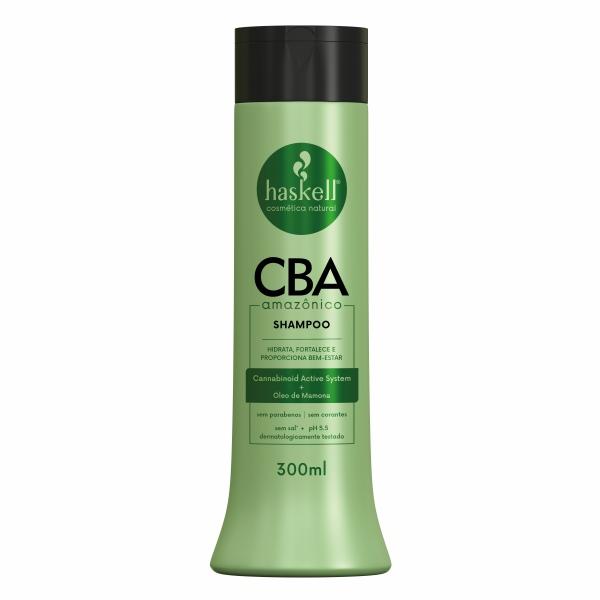 Shampoo CBA Amazonico Haskell 300ML