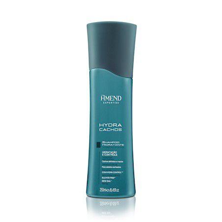 Shampoo Hidratante Hydra Cachos Amend - 250ml  - LUISA PERFUMARIA E COSMETICOS