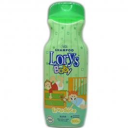 Shampoo Infantil Lorys Baby Erva Doce 500ml  - LUISA PERFUMARIA E COSMETICOS
