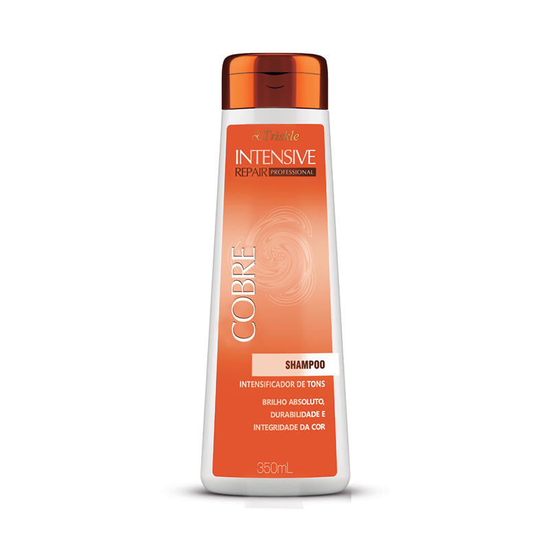 Shampoo Intensive Hepair Cobre Triskle 350ml